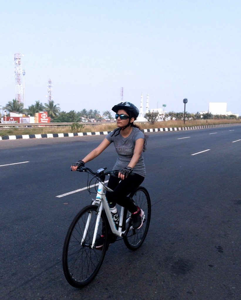 long_distance_cycling_for_beginners_tips_cycle_how_To_shilpa_ahuja_biking_hybrid_montra