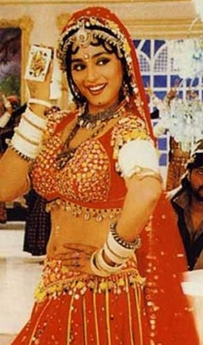 madhuri_dixit_choli_ke_peeche_khalnayak_sexy_hot_song_beautiful_most_iconic_movie_actress_heroine_look_desi_bollywood