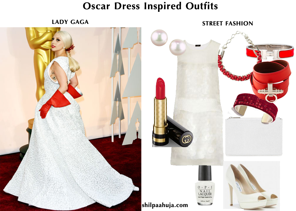 oscar-celebrity_dress_inspired_outfits_womens_fashion_style_guide_street fashion__mix_match_mixnmatch_lady_gaga_white_red
