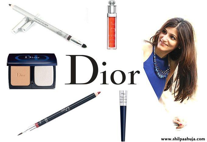 Dior Makeup Products | Natural Look |Spring Love | Shilpa Ahuja | Lifestyle, Fashion, Travel Blog