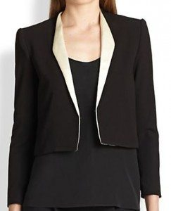 black_formal_jacket_saks_fifth_avenue_blazer_coat_work_wear_wardrobe_essential_items