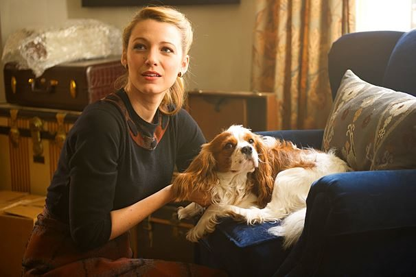 blake_lively_age_of_adaline_vintage_fashion_look_style_retro_old_movie_hollywood_100_years_navy_blue_sweater