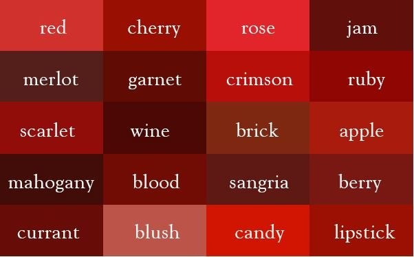 different_all_shades_of_red_how_to_choose_the_right_red_cocktail_dress