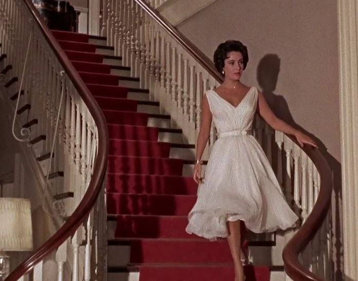 most_iconic_hollywood_white_dress_movie_actress_elizabeth_taylor_cat_on_a_hot_tin_roof