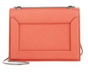 philip_lim_soleil_red_handbag_chain_shoulder_straight_basic_wear_wardrobe_essential_items