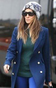 sarah_jessica_parker_celebrity_style_fashion_look_april_2015_turban_head_scarf_accessories_spring_summer_latest