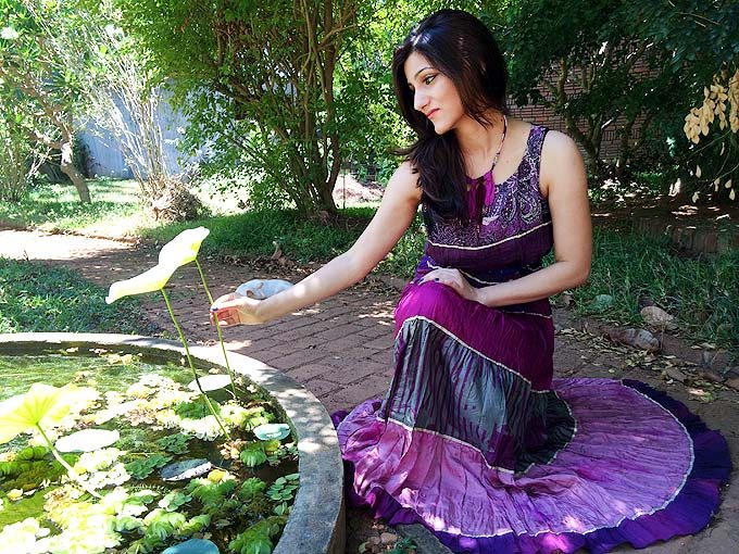 shilpa_ahuja_purple_silk_indian_maxi_dress_auroville_pondicherry_travel_fashion_lifestyle_tourism_ideas_2