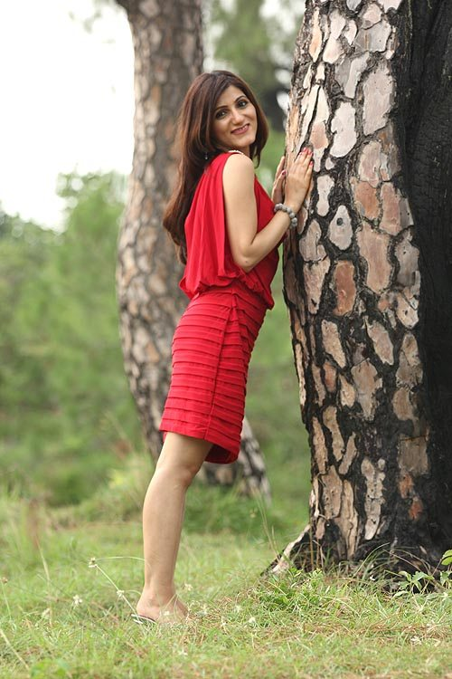shilpa_ahuja_red_cocktail_dress_how_to_choose_and_style_fashion_party_8864