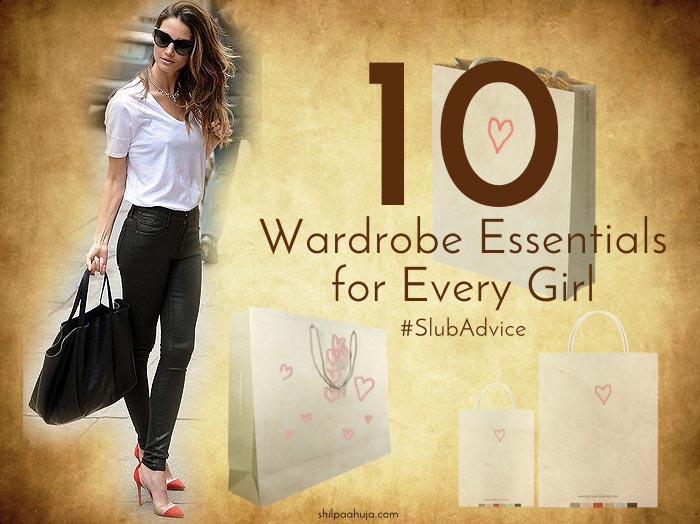 10 Wardrobe Essentials for Every Girl