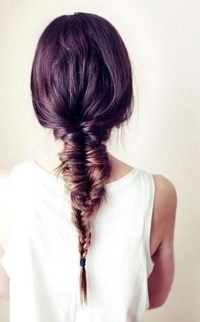 hairstyle_womens_latest_2015_spring_summer_easy_messy_braid
