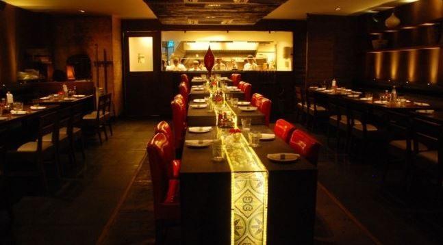 quattro_lower_parel_mumbai_bombay_best_european_italian_restaurant_expensive_interiors_beautiful_tasty_phoenix_mall