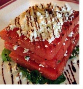 the_tasting_room_lower_parel_mumbai_bombay_best_european_italian_restaurant_expensive_food_watermelon_feta_cheese_arugula