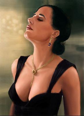 bond_girl_fashion_best_ever_sexy_hot_outfit_dress_gown_deep_neck_black_eva_green_casino_royale_necklace_vesper