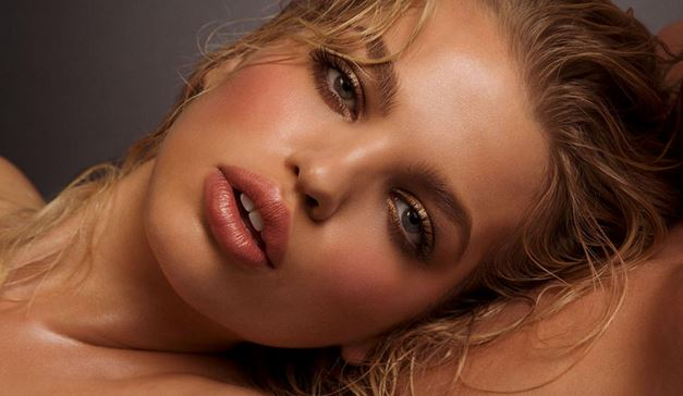 _soleil_summer_2015_makeup_trends_collection_range_latest_bronze_look_tom_ford_sexy_model