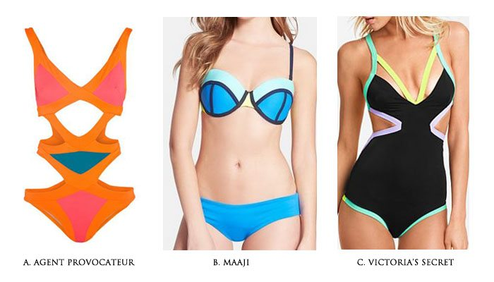 swimsuit_swim_wear_beach_latest_hottest_sexy_trends_summer_2015_hot_cute_fashion_in_best_color_block_multi_fun_neon_bright_band