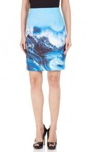 blue_printed_knee_length_skirt_online_shopping_womens_clothing_amazon_bysi