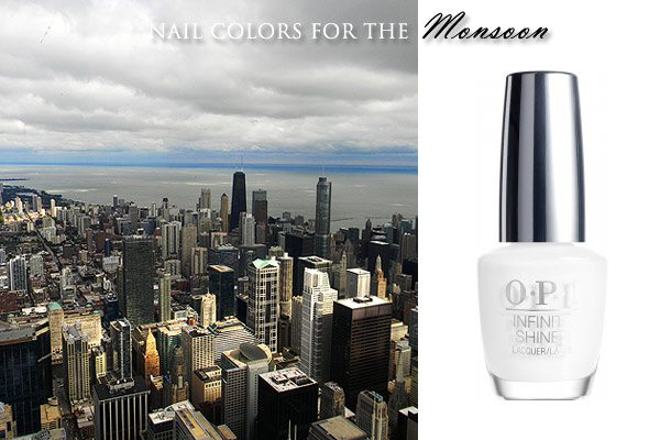 chicago_nail_polish_white_match_city_fashion_usa_america_monsoon_rainy_day_rain_willis_tower_view_off_opi_fall_latest_trend