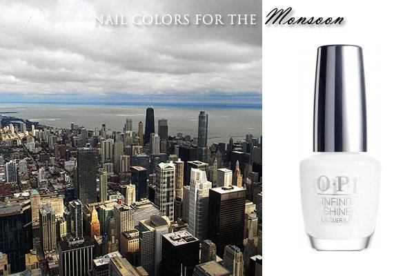chicago_nail_polish_white_match_city_fashion_usa_america_monsoon_rainy_day_rain_willis_tower_view_off_opi_fall_latest_trend