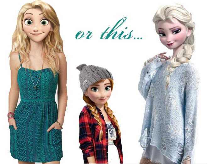 how_to_dress_like_royalty_modern_disney_princess_rapunzel_anna_elsa