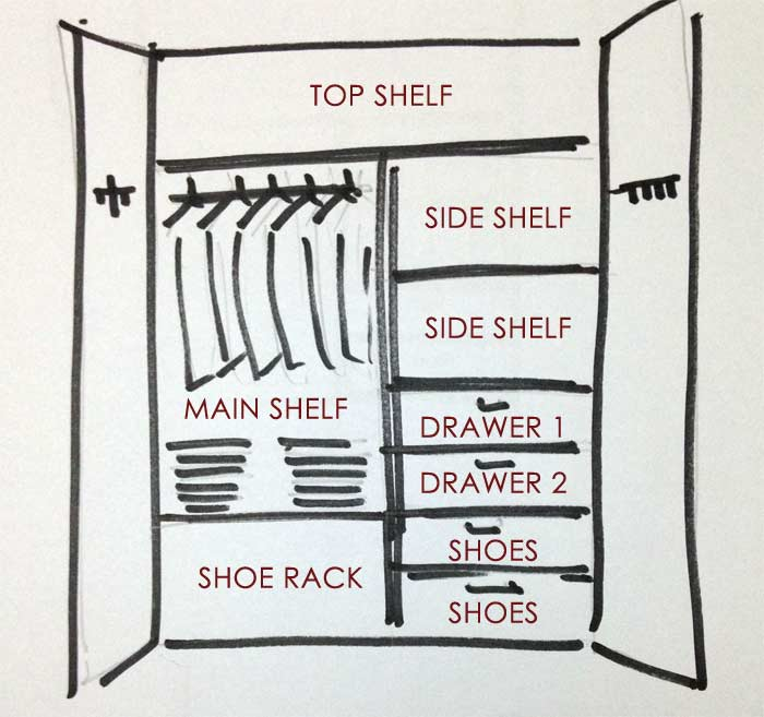 how_to_organize_your_closet_tips_wardrobe_small_organizing_shelves