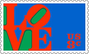 love_symbol_stamp_art_red_sign_united_states_postal_usa_america