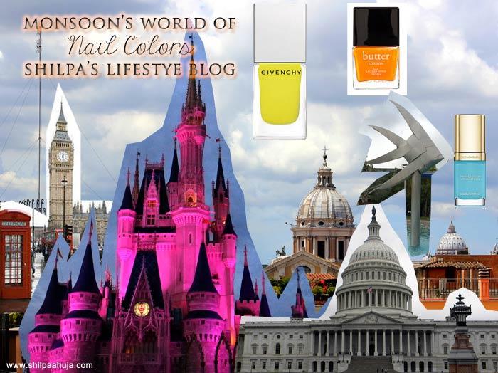 nail_polish_color_according_to_city_rome_disney_world_mango_yellow_match_fashion_italy_europe_monsoon_rain_bright_peach_latest_trend