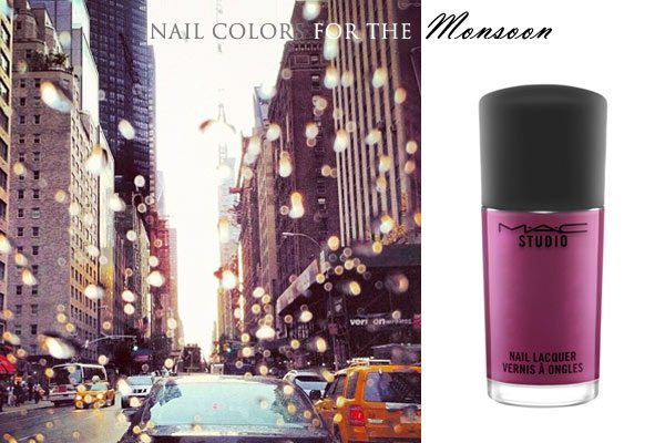 new_york_nail_polish_purple_match_city_fashion_usa_america_monsoon_rainy_day_rain_united_states_car_taxi_view_mac_fall_latest_trend