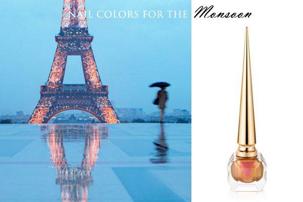 paris_nail_polish_pink_peach_match_city_fashion_france_europe_monsoon_rainy_day_rain_eiffel_tower_view_iridescent_yellow_fall_latest_trend