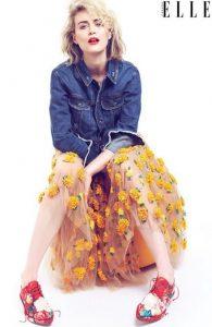 summer_fashion_trends_2015_denim_sheer_floral_skirt_elle_canada_june_july_issue_cover