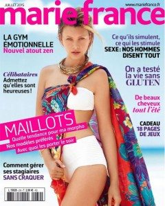 summer_fashion_trends_2015_marie_france_swim-suit_white_scarf_print_magazine_july_issue_cover