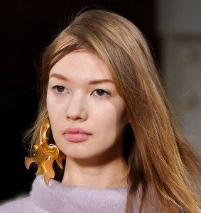 tibi_single_2015_fall_collection_earring_bold_big_different_trend_gold