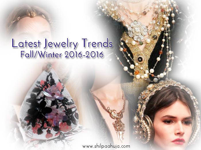 Jewelry trends 2015 fashion jewelry fall winter 2015 2016 for Latest fashion jewelry trends 2012