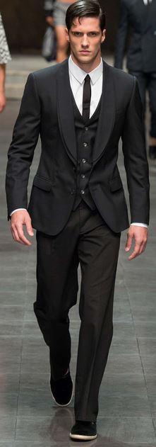 Latest Men's Fashion Trends - Fall 2015