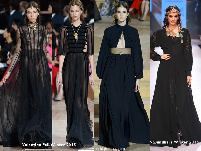 eyelyn_sharma_showstopper_vasundhara_2015_collection_valentino__comparison_black_dress