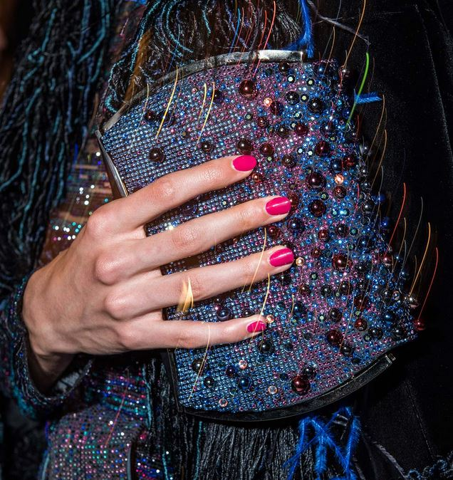 Fall 2015 Nail Trends: Latest Nail Polish Trends For Fall Winter 2015-2016