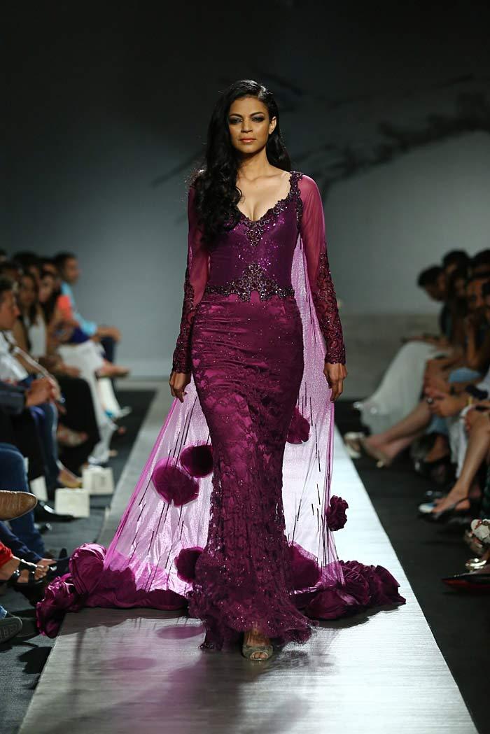 Manav Gangwani S At Amazon India Couture Week 2015