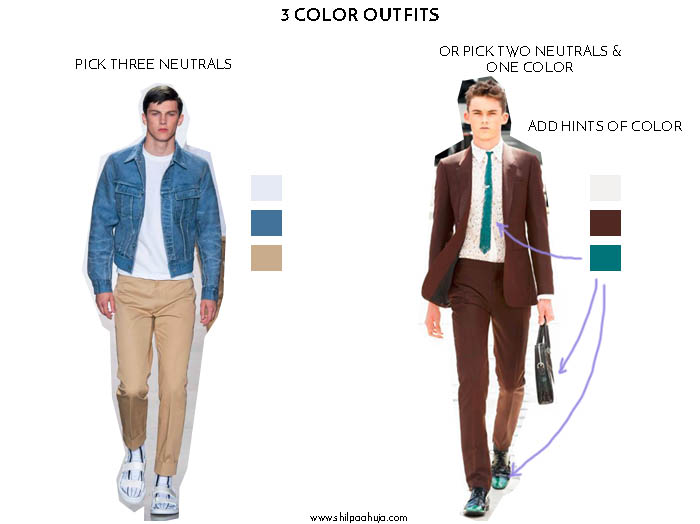mens_fashion_latest_trends_fall_2015_winter_2016_top_best_designer_triple_3_color_outfits_head_to_toe