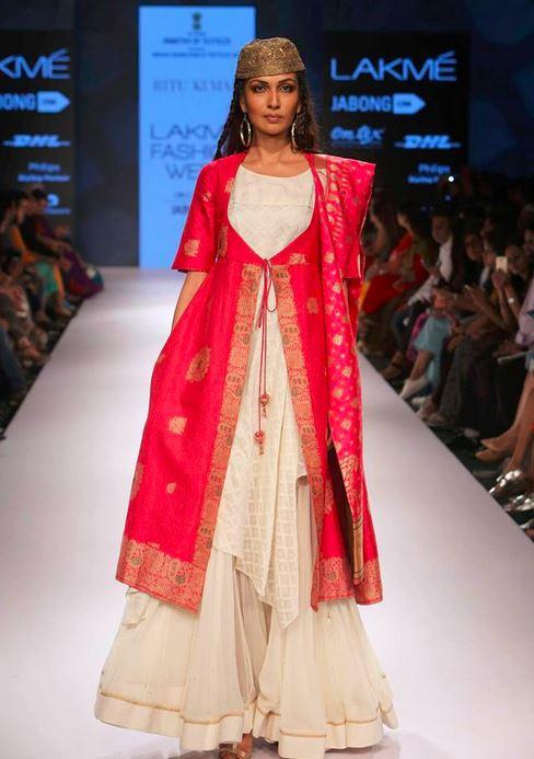 Ritu Kumar Lakme Fashion Week Winter 2015 Review