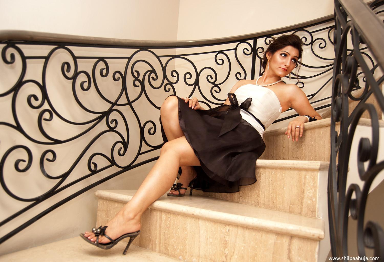 shilpa_ahuja_staircase_model_vintage