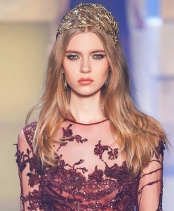 hair_accessories_trend_2015_2016_latest_top_best_womens_couture_elie_saab_gold