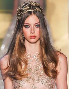 hair_accessories_trend_2015_2016_latest_top_best_womens_couture_elie_saab_gold_head_band