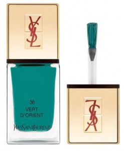 latest-winter-206-top-best-fall-nail-polish-colors-2015-ysl-yves-saint-laurent-green-turquoise-lacquer-glossy-36-vert-dorient