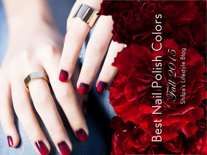 Nail polish colors january 2016 – Great photo blog about manicure 2017