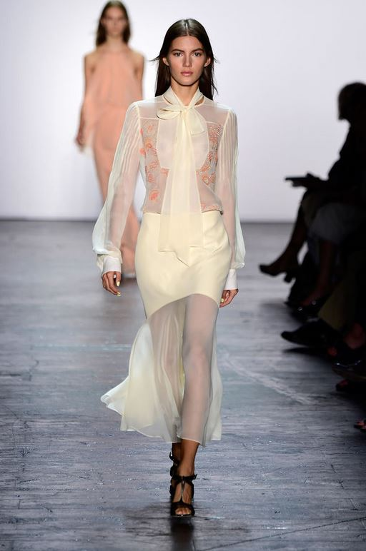 Prabal gurung best looks ny fashion week spring 2016 for Best dress shirts nyc