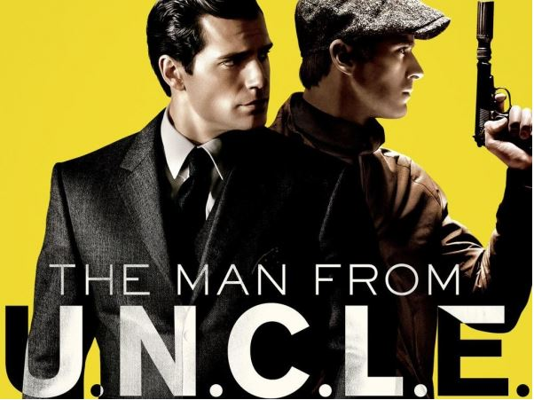 Movie trailer for man from uncle
