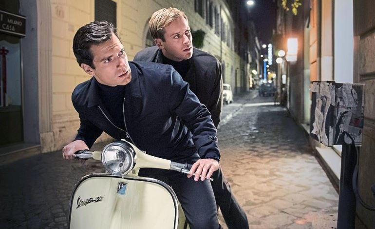 uncle_movie_fashion_illya_solo_vespa_scene_mens_latest_trends_suit_jacket_black