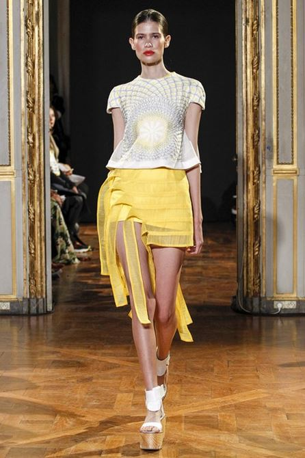 Rahul Mishra Spring Summer 2016 Rtw Fashion Show Review