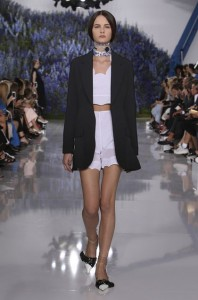 05-dior-spring-summer-2016-rtw-fashion-show-paris-week-white-crop-top-shorts-black-jacket-shoes