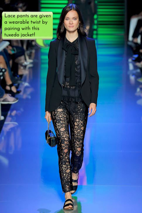 18-elie-saab-spring-summer-2016--black-tuxedo-jacket-adrogynous-lace-pants