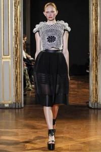 21-rahul-mishra-black-flared-sheer-skirt-architecture-fashion-white-geometric-pattern-3d